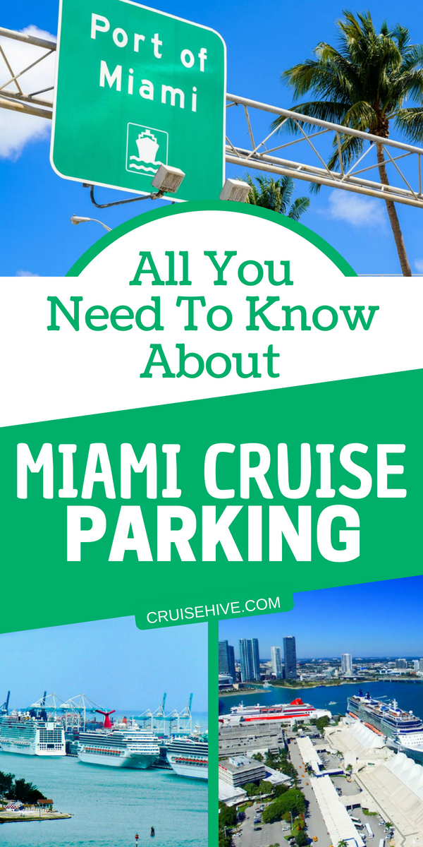 If you have a cruise vacation out of Miami, Florida then here's your travel guide for Miami cruise parking with cruise tips, prices, Miami hotels and more.