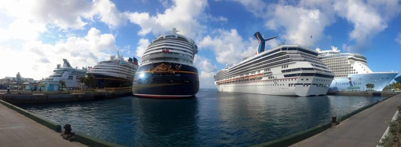 Nassau Cruise Pier