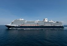 Nieuw Statendam During Sea Trials