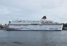 Viking Line's Cinderella