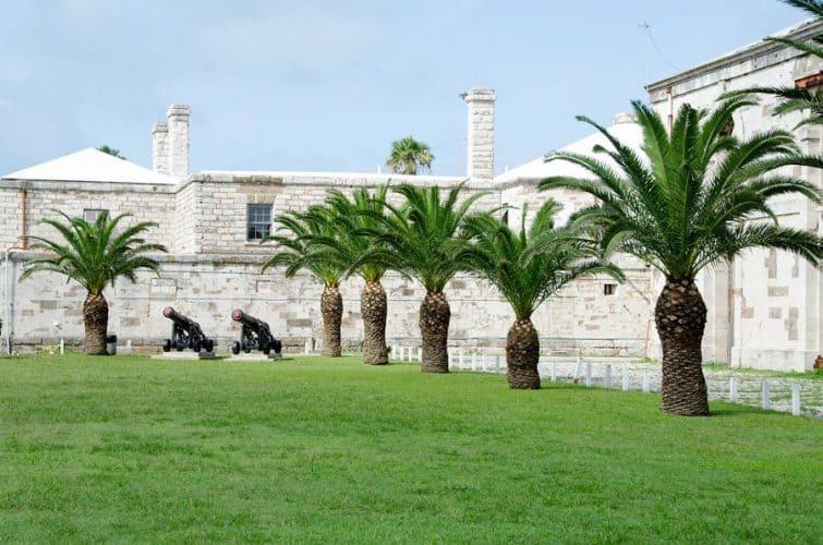 Bermuda Fort
