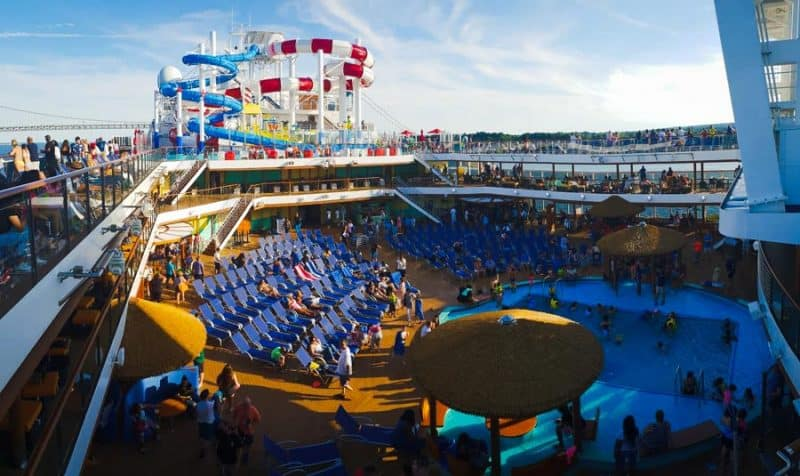 Just 16 Days Until The Newest Carnival Cruise Ship Arrives