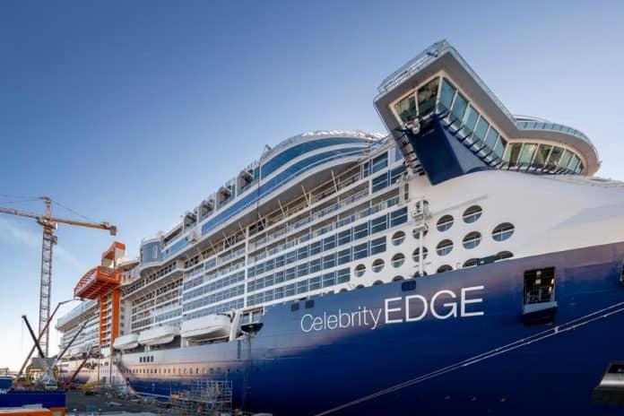 Celebrity Edge Ship