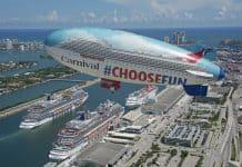 Carnival Horizon Arrives in Miami