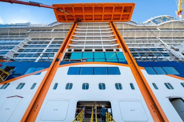 Celebrity Edge Magic Carpet