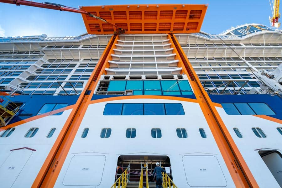Celebrity Cruises Showcases Most Innovative Feature In The