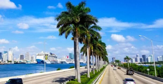 Miami Airport to Cruise Port