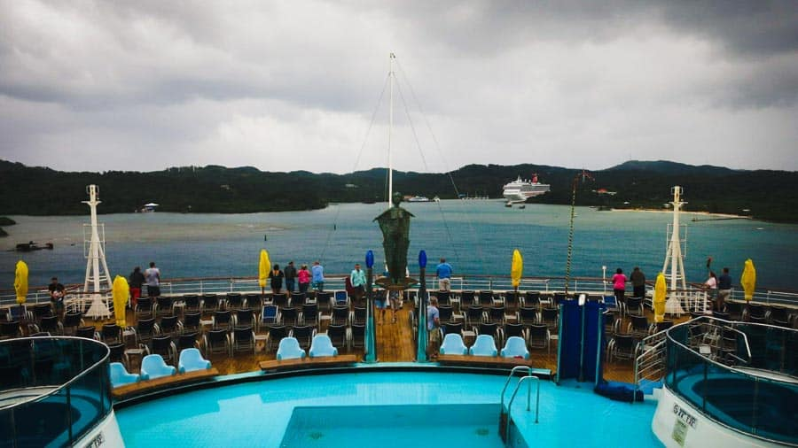 How to Prevent Seasickness on a Cruise
