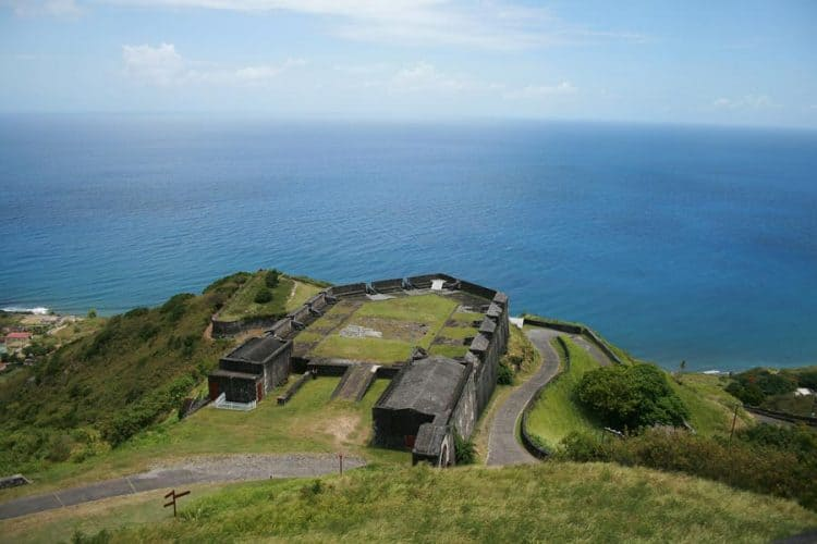 St. Kitts Fortress