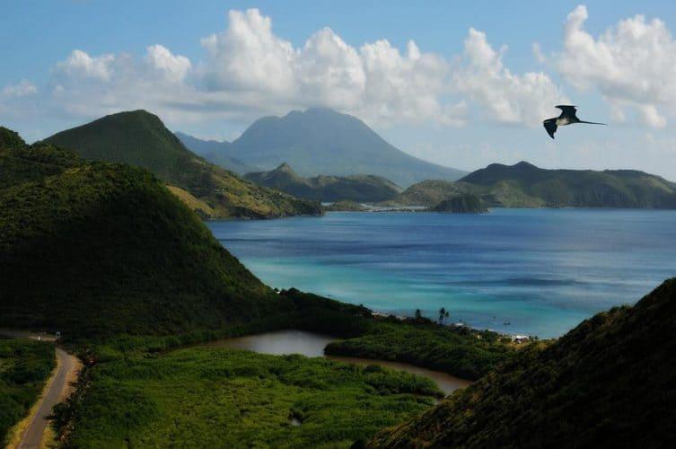 St. Kitts Mountain