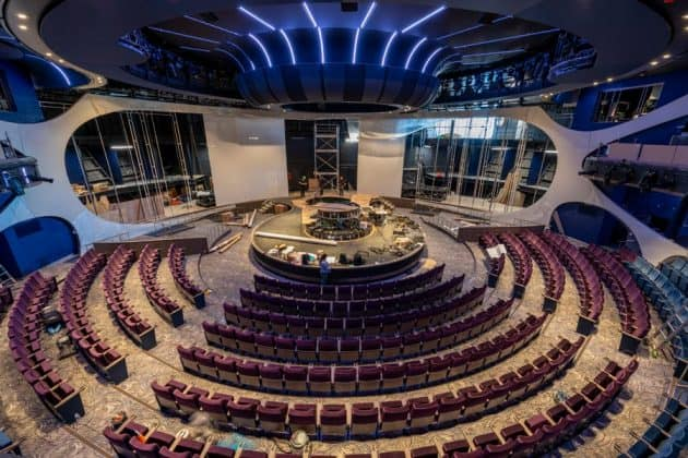 Celebrity Edge Theater