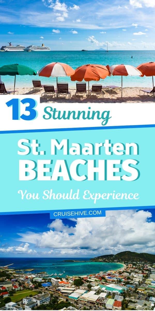 St. Maarten Beaches, Caribbean
