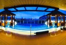 Carnival Horizon Havana Pool