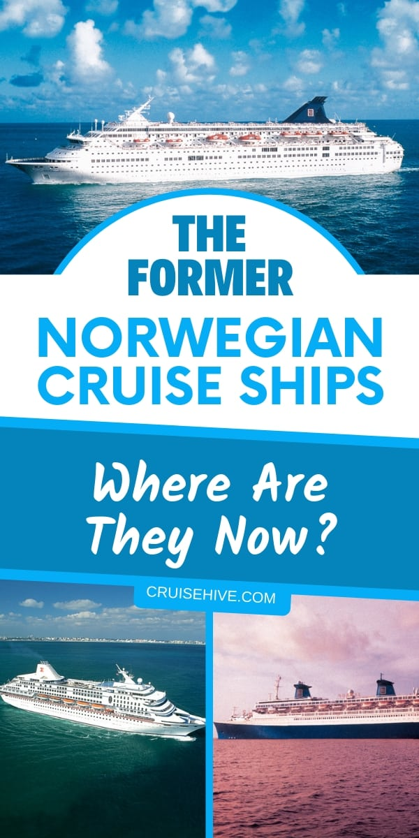 Time to travel back in time and remember the former Norwegian Cruise Line ships. Covering some iconic NCL vessels which once offered great cruise vacations.