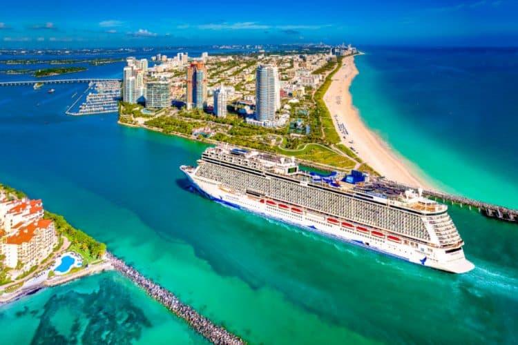Norwegian Bliss, Miami
