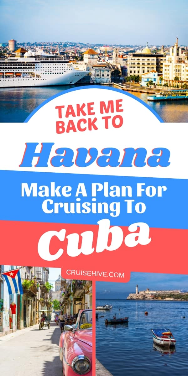Travel tips for Havana Cuba for when the cruise ship is in port, covering tings to do and essential guide on how to plan your Caribbean trip.