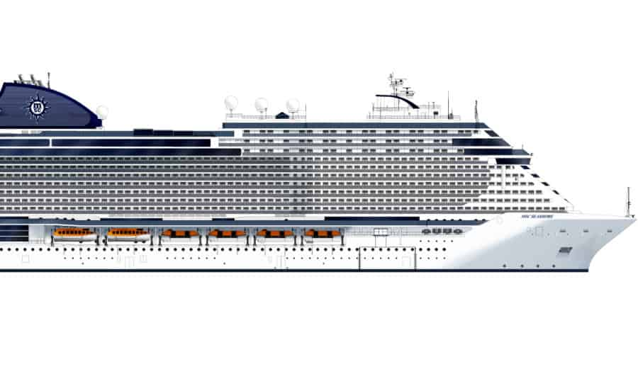 MSC Seashore Rendering