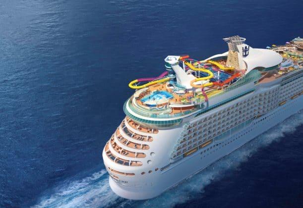 Navigator of the Seas Modernization Rendering