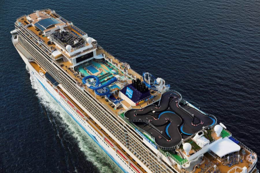 Norwegian Cruise Line Black Friday Sale Ends Today