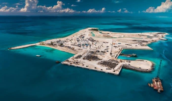 MSC Ocean Cay, Private Island