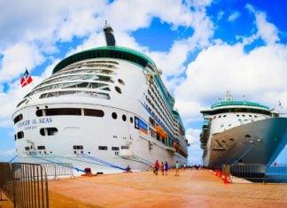 Royal Caribbean Ships by Age