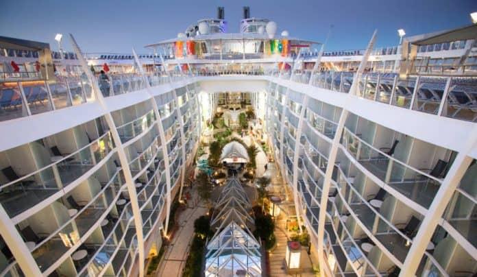 Symphony of the Seas Tour
