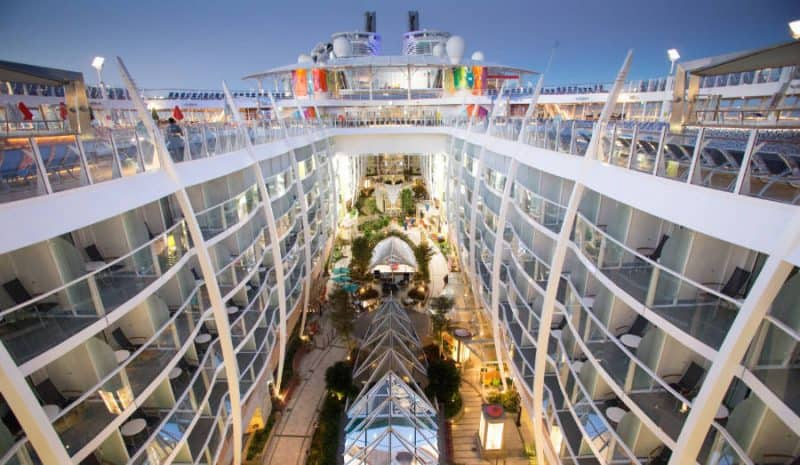 Symphony of the Seas Tour