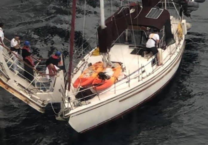 Carnival Triumph Rescue