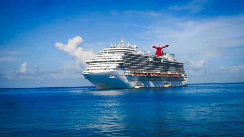 Carnival Dream Cruise Ship Tendering