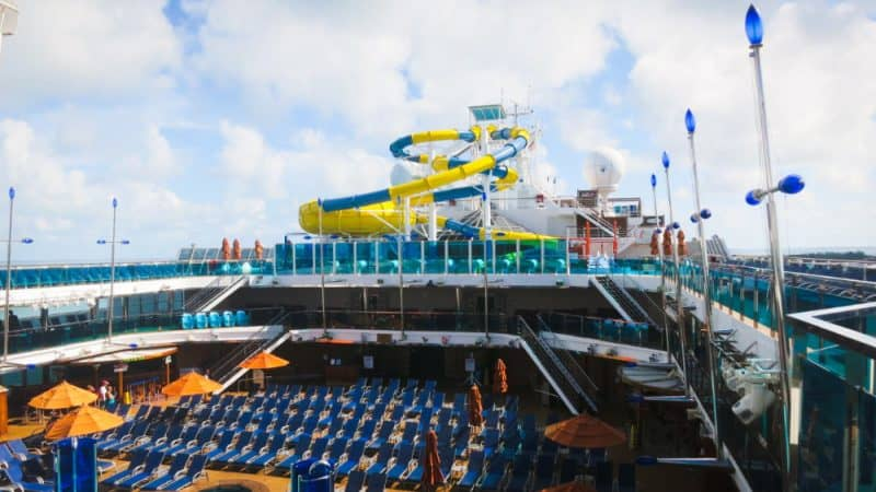 Carnival Dream WaterWorks