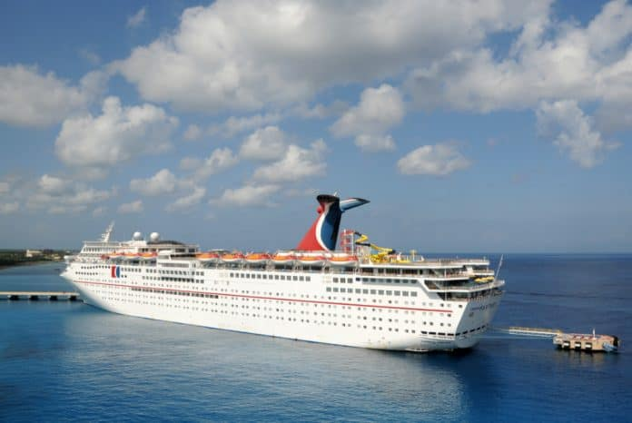 Carnival Fantasy Cruise Ship