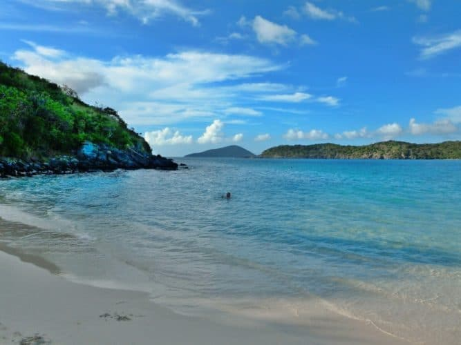Coki Beach, St. Thomas