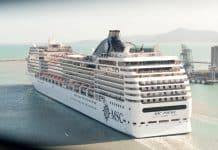 MSC Poesia World Cruise