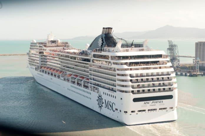 MSC Poesia World Cruise