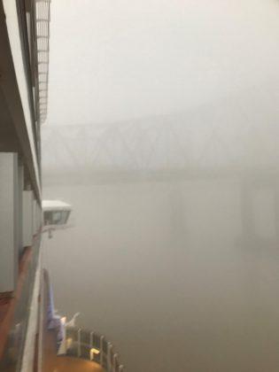 New Orleans Fog
