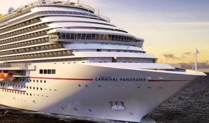 Carnival Panorama Rendering