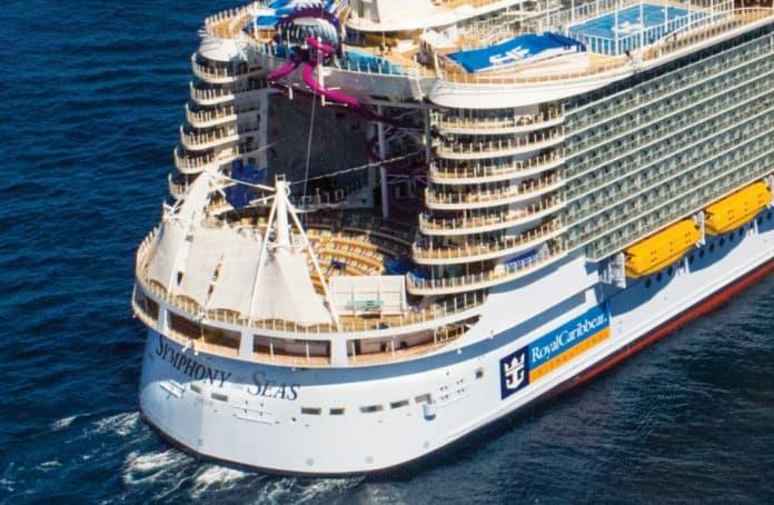 Symphony of the Seas Royal Caribbean International