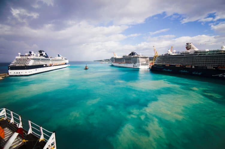 Cruise Ships in Barbados