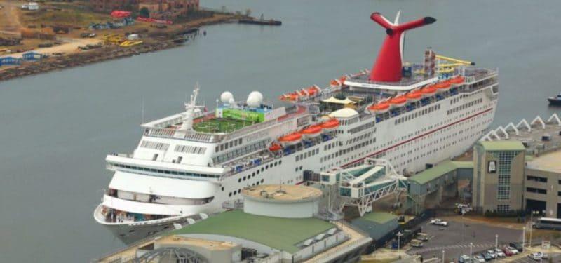 Carnival Fantasy, Port of Mobile