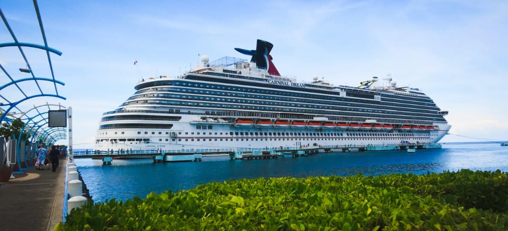 Ocho Rios Cruise Port