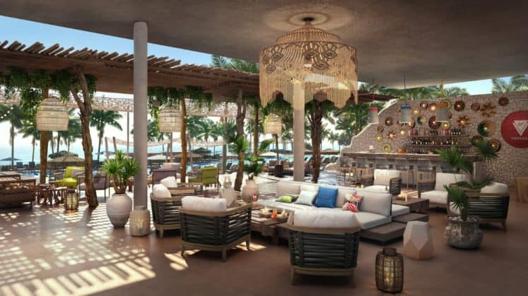 Virgin Voyages Beach Club