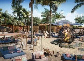 Virgin Voyages Beach Club