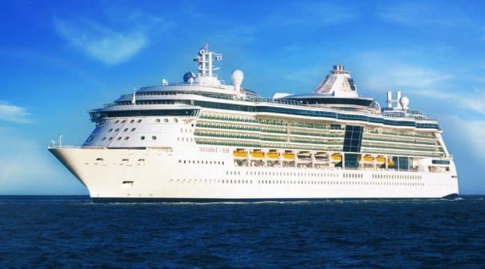 Brilliance of the Seas Cruise Ship