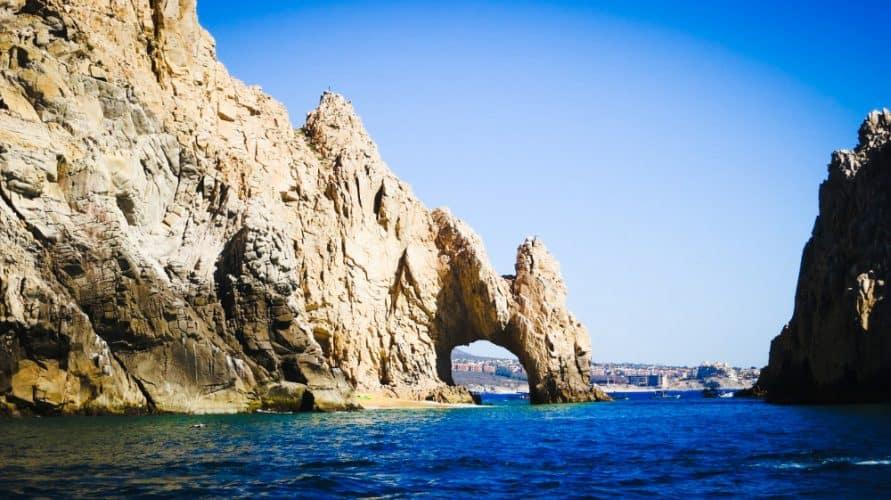 Cabo San Lucas, El Arco