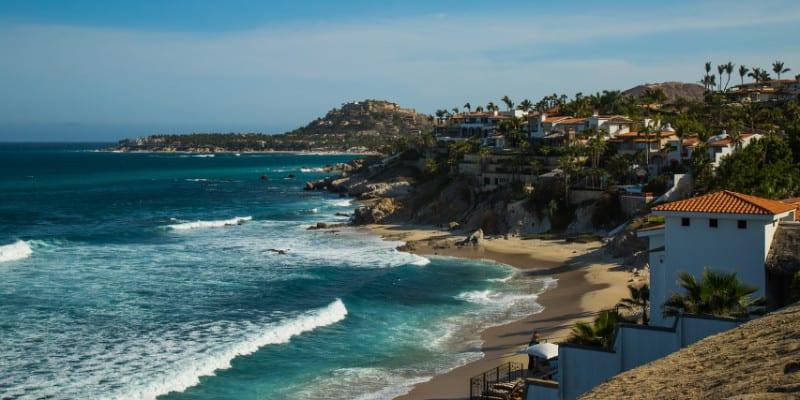 Cabo San Lucas Coastline