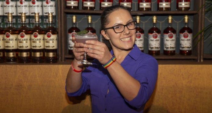 Carnival Cruise Line Crew Member Wins Best Bartender!