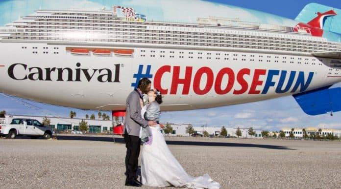 Carnival AirShip Wedding
