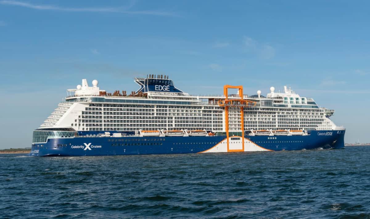 Celebrity Edge Cruise