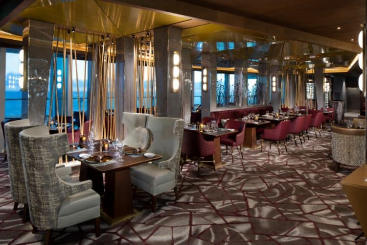 Celebrity Edge Steakhouse