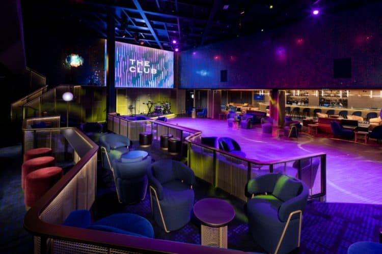 The Club - Deck 4 Forward PortsideCelebrity EDGE - Celebrity Cruises